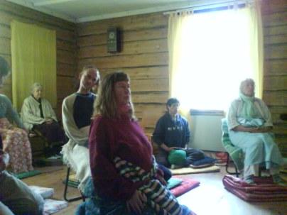 meditation at hembygdsgrden